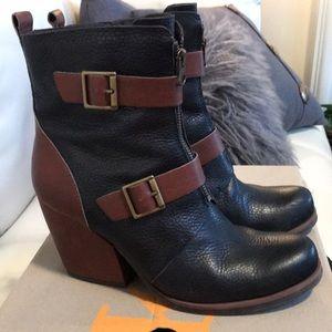 Korke Ease Richards Ankle Boots